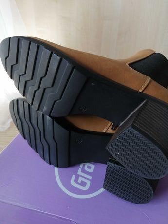 Buty miodowe Graceland r. 38 nowe