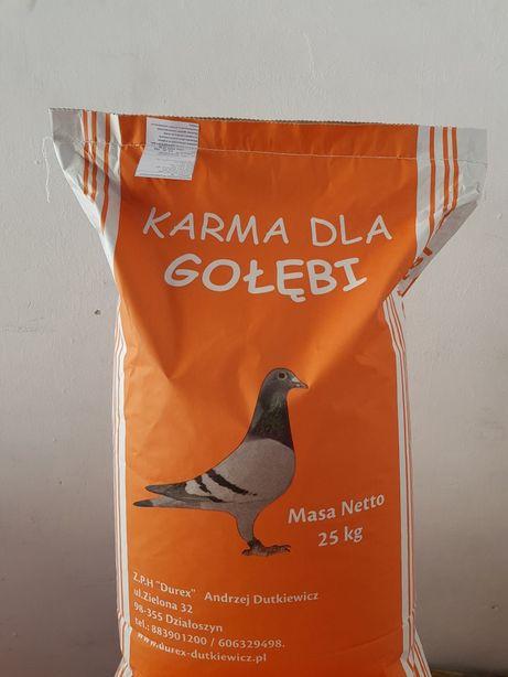 Karma energetyczna dla gołębi