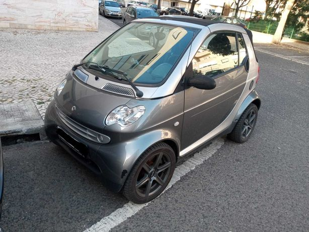 Smart fortow descapotavel 3800€