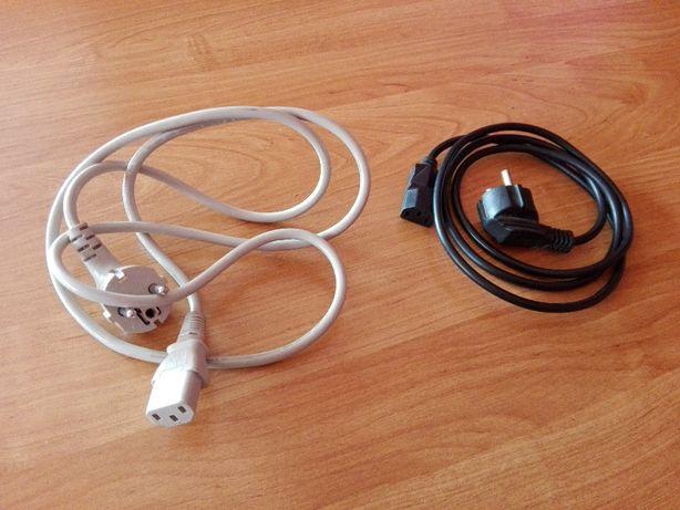 kabel zasilający monitor tv lcd led plasma komputer PC lub kabel SCART