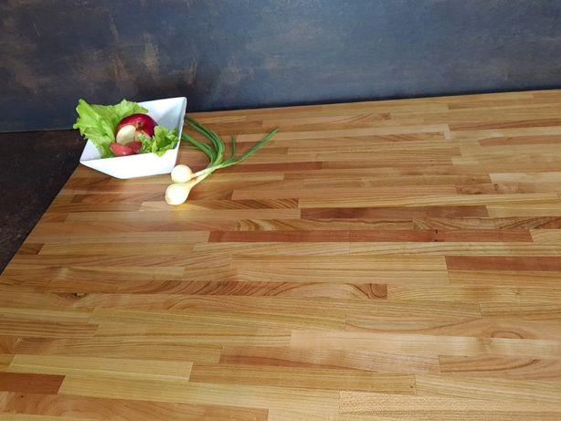 Blaty drewniane, kuchenne czereśnia wąska lamela!