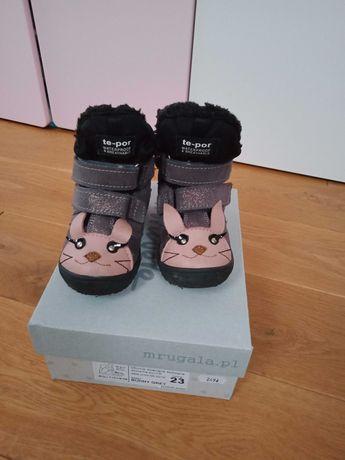 Buty zimowe dziewczęce Mrugała 23