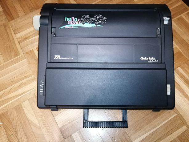 Máquina de escrever Elétrica Thriumph-Adler