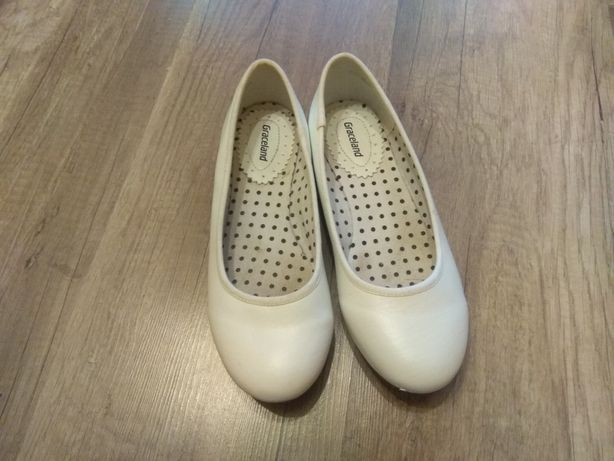 Buty ślubne na przebranie 36