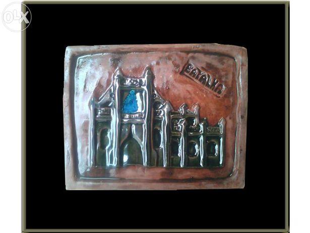 Mosteiro de Batalha : artesanato / cerâmica