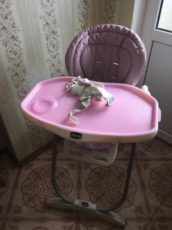 Стульчик для кормления Chicco Чико, Кресло для кормления