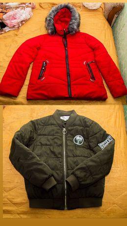 Продам Куртки женские (зимняя и весенняя)