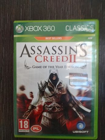 Assassin's Creed II GOTY Xbox 360/One/Series X/S AC2