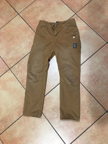 Spodnie chlopiece 128
