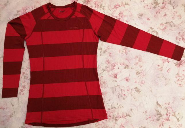 Bluzka damska z wełny merynosa Bergans of Norway rozmiar L