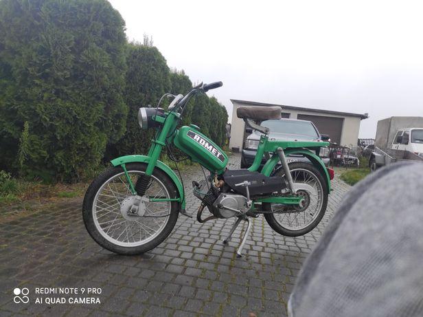 Romet kadet zamiana zamienię na motocykl quad cross prl auto