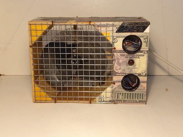 Обогреватель – вентилятор