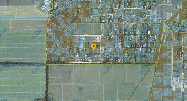 Продаж земельної ділянки під житлову забудову в селе Владимирское