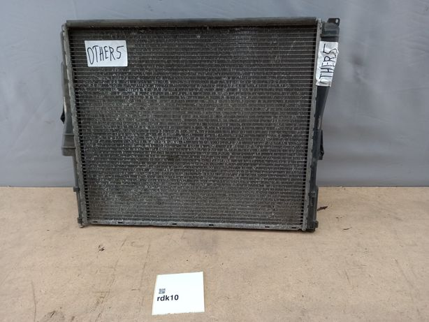 Радиатор охлаждения воды Bmw X3 E83 03-10 2.5i 3.0i 3403551