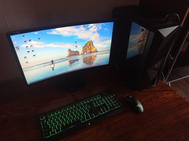 Игровой Компьютер ПК ( Razen 5 3600 , видюха gtx 1660 6 Гб