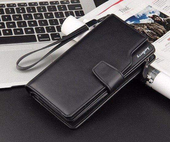 Мужской портмоне Baellerry клатч кошелек бумажник чоловічий гаманець