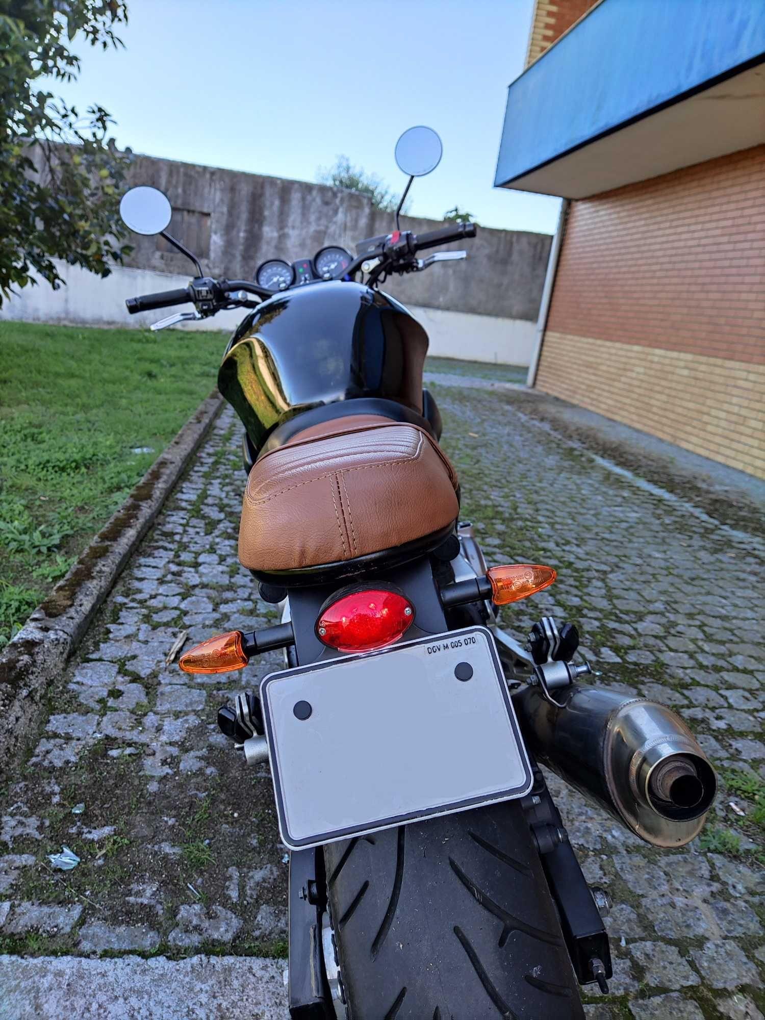 Honda CBF 500 Scrambler
