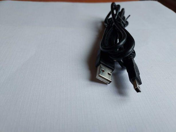 Kabel USB-miniUSB 4 szt.