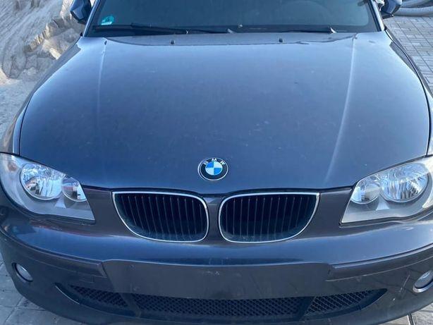 BMW e87 automatyczna skrzynią n46 b20b