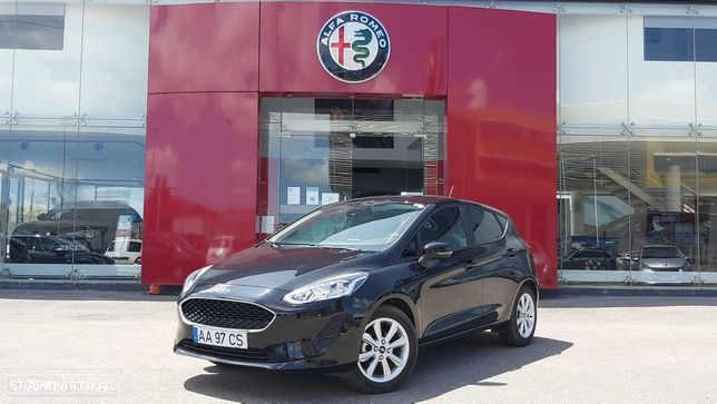 Ford Fiesta (Fiesta 1.1 Ti-VCT Connected)