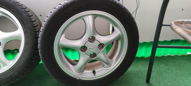 Felgi 15 oryginalne 4x100 Mazda MX5