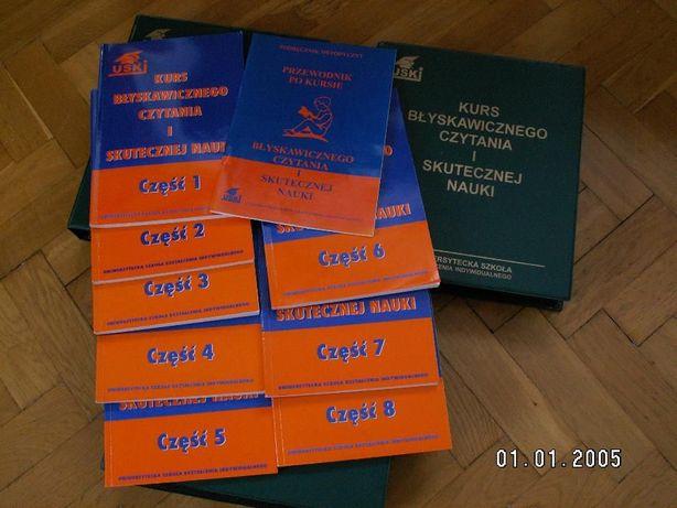Kurs Błyskawicznego Czytania i Skutecznej Nauki