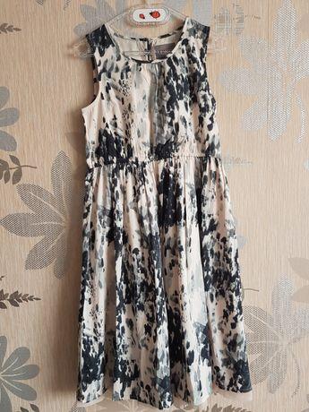 Платье нежное, праздничное, нарядное 152 см.