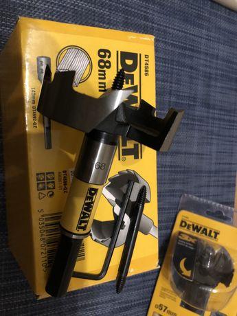 Wiertło frez sednik do drewna 68mm DeWALT DT4586 70 mm