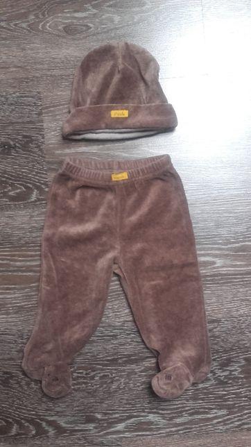 Komplet spodnie /czapeczka -7 zł