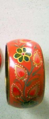 Orient szeroka bransoletka Emaliowany metal