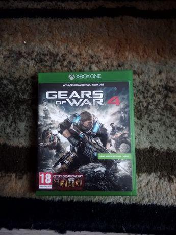 Gra Xbox one Gears of war 4