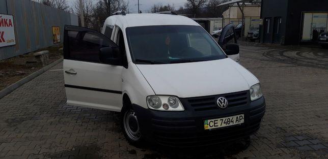 Продам vw caddy 2005 2.0