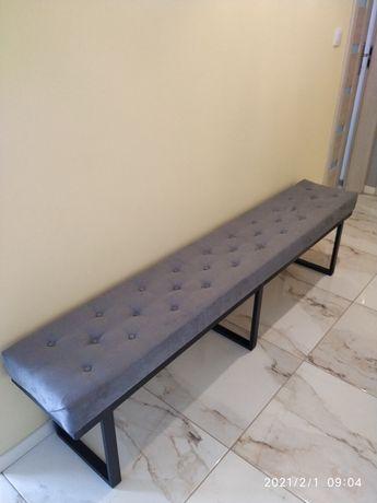 Pikowana ławeczka