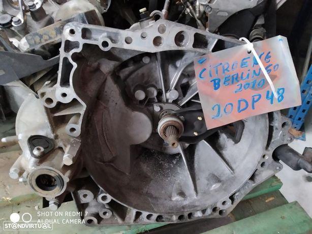 caixa velocidades PSA 20DP48