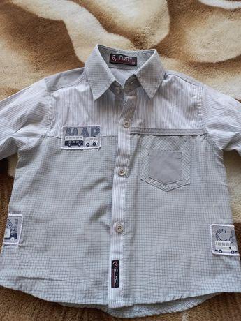 Сорочка для модника, сорочка на хлопчика, рубашка для мальчика