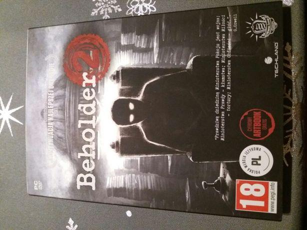 Beholder 2 Nowa Gra PC DVD