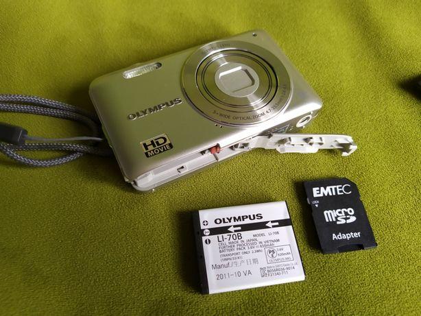 Aparat cyfrowy Olympus VG-120