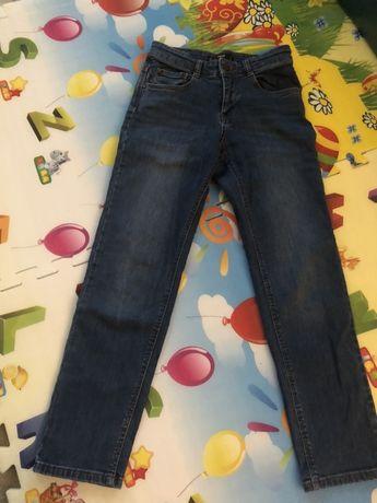 Spodnie chlopiece Mango rozm 140cm