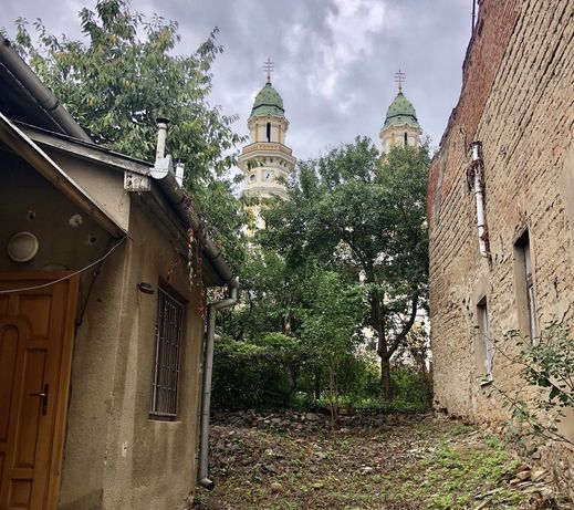 Двокімнатна квартира в історичному центрі Ужгорода