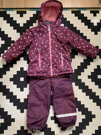 Курточка+полукомбинезон H&M, 3-4 года