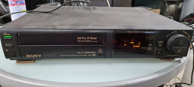 Magnetowid vhs sony
