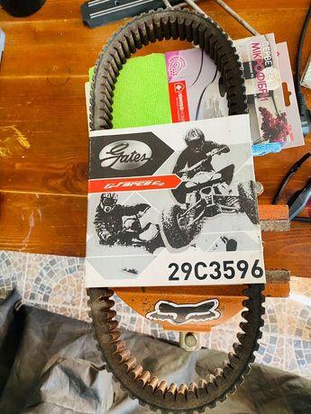 Ремень вариатора, для yamaha grizzly(ямаха гризли) 550