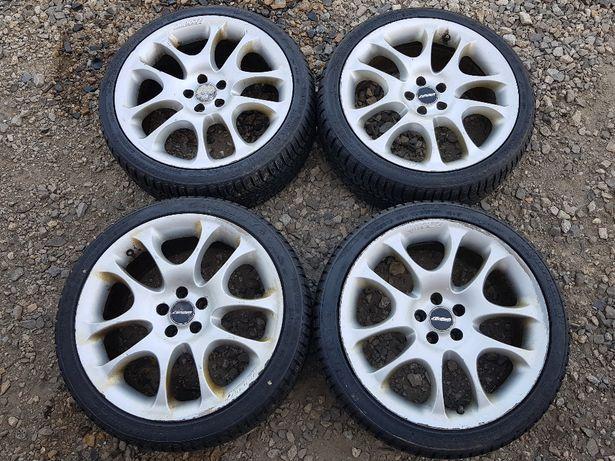 """Felgi aluminiowe 18"""" ZENDER Le Mans 5x100 VW Golf IV 4/Bora/Audi A3 S3"""