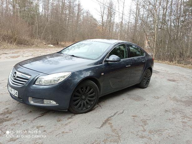 Opel Insignia 2,0 CDTI, 2010, 147000km