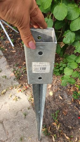 Kotwa mocowanie np. do plotu