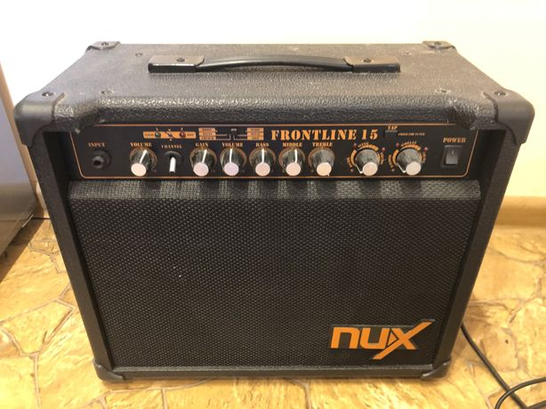 Combo gitarowe - Nux Frontline 15