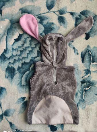 Карнавальний костюм зайчика. ПРОКАТ