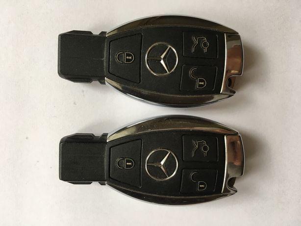 Kluczyk Mercedes-Benz oryginalny