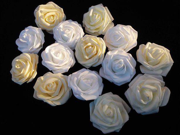 Розы из латекса. Роза из фоамирана 10см.