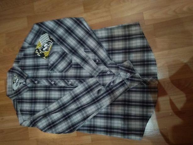 Рубашка с длинными рукавами для подростков